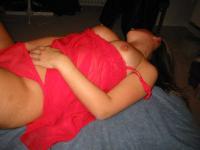 Se caresser sous sa culotte